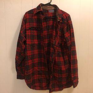Vintage Pendleton Wool Flannel